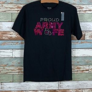 🌟💥Proud Army wife shirt⚡️🔥
